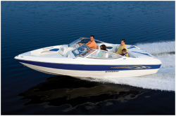 2010 - Stingray Boats - 195FX