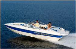 2010 - Stingray Boats - 195LRLSLX