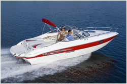 2010 - Stingray Boats - 225CR Cuddy