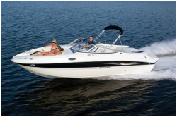 2010 - Stingray Boats - 235DR
