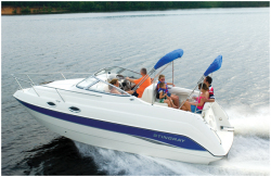 2010 - Stingray Boats - 240CS