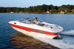 2011 - Stingray Boats - 195CSCX