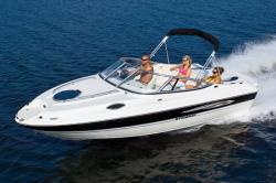 2011 - Stingray Boats - 208CR
