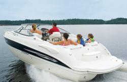 2011 - Stingray Boats - 250CR