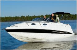 2011 - Stingray Boats - 250CS