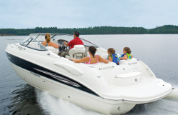 2012 - Stingray Boats - 250CR