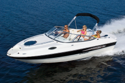 2012 - Stingray Boats - 208CR