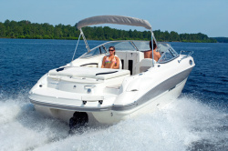 2012 - Stingray Boats - 215CR