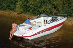 2012 - Stingray Boats - 225CR