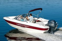 2013 - Stingray Boats - 191LX