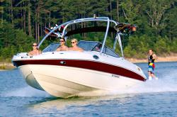 2013 - Stingray Boats - 235LR