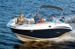 2015 - Stingray Boats - 234LR