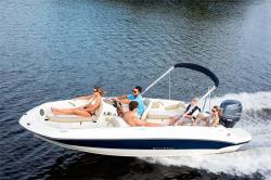 2017 - Stingray Boats - 182SC