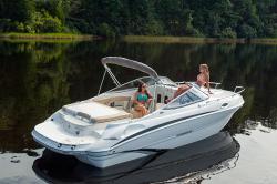 2017 - Stingray Boats - 215CR