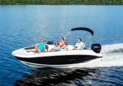 2017 - Stingray Boats - 192SC