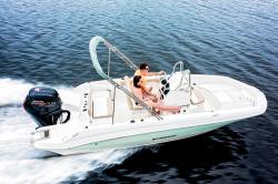 2017 - Stingray Boats - 186CC