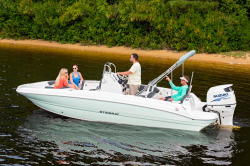 2017 - Stingray Boats - 206CC