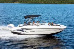 2017 - Stingray Boats - 234LR