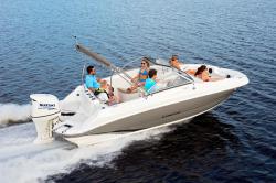 2017 - Stingray Boats - 201DC