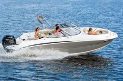 2018 - Stingray Boats - 214LR