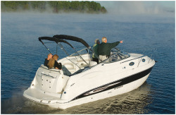 Stingray Boats 250CS Cruiser Cruiser Boat