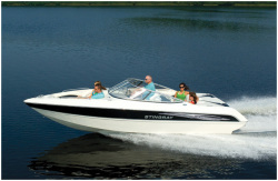 Stingray Boats 220LX