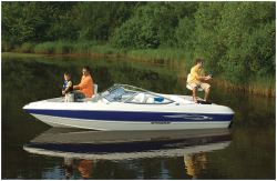 Stingray Boats 195FX