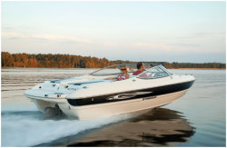Stingray Boats 205LRLSLX