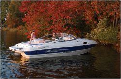 Stingray Boats 205CSCX