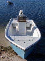 2012 - Stumpnocker Boats - 164 Sport Skiff