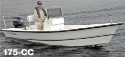 2014 - Stumpnocker Boats - 174 Sport Skiff CC