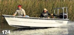 2014 - Stumpnocker Boats - 174 Skiff Tiller