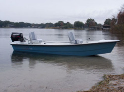2015 - Stumpnocker Boats - 144 Crappie