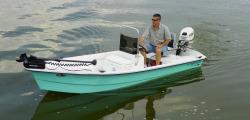 2017 - Stumpnocker Boats - 144 Sports Skiff CC