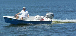 2017 - Stumpnocker Boats - 144 Crappie