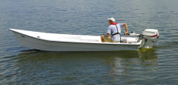 2017 - Stumpnocker Boats - 164 Skiff Tiller