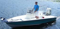 2017 - Stumpnocker Boats - 166 Coastal CC