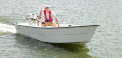 2017 - Stumpnocker Boats - 174 Skiff Tiller