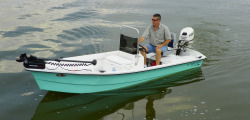 2018 - Stumpnocker Boats - 144 Sports Skiff CC