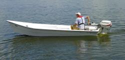 2018 - Stumpnocker Boats - 164 Skiff Tiller