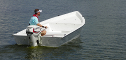 2018 - Stumpnocker Boats - 174 Skiff Tiller