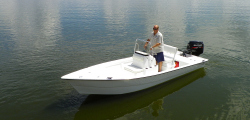 2018 - Stumpnocker Boats - 174 Skiff CC