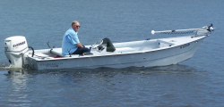 2018 - Stumpnocker Boats - 174 Sports Skiff SC