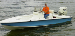 2018 - Stumpnocker Boats - 184 Coastal CC
