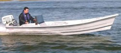 Stumpnocker 160-6 Center Console Boat