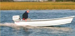 Stumpnocker 140 Center Console Boat