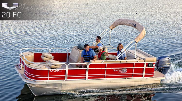 Research 2013 Suncatcher V20 Fc On Iboats Com