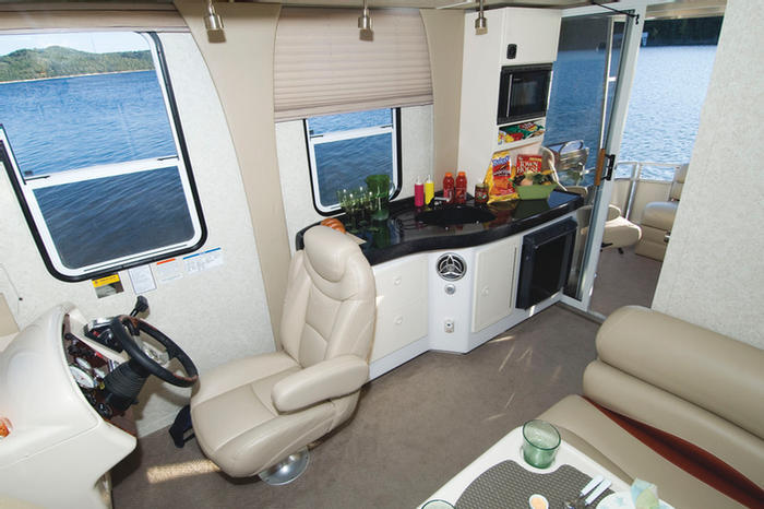 Research 2010 Sun Tracker Party Cruiser 32 On Iboats Com