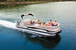 2010 - Sun Tracker - Party Barge 25 XP3