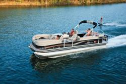 2011 - Sun Tracker - Party Barge 25 XP3